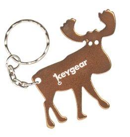 UST UST Keychain Moose Bottle Opener