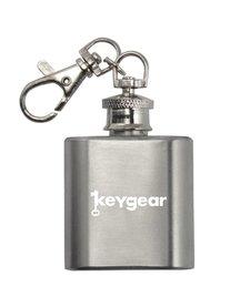 UST Keychain Mini Flask