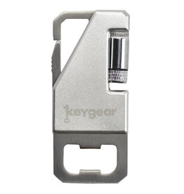 UST UST Keychain LED Multi-Tool 1.0 Silver