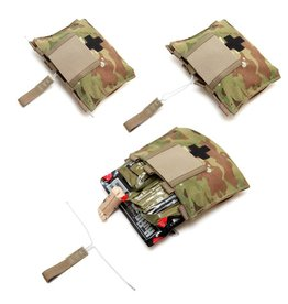 LBX LBX Med Kit Blow-Out Pouch