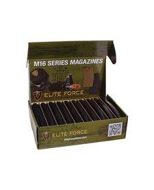 Elite Force M4/M16 140RD Mid Caps 10PK
