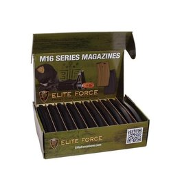 Elite Force Elite Force M4/M16 140RD Mid Caps 10PK