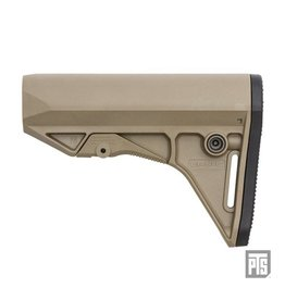 PTS PTS Enhanced Polymer Stock Compact Dark Earth