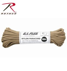 Rothco Rotho 550 Paracord 100 FT