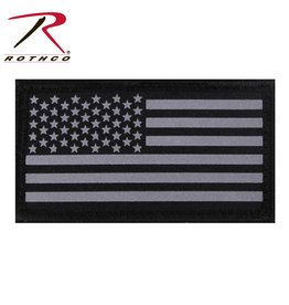 Rothco Rothco US Flag Patch W/ Hook
