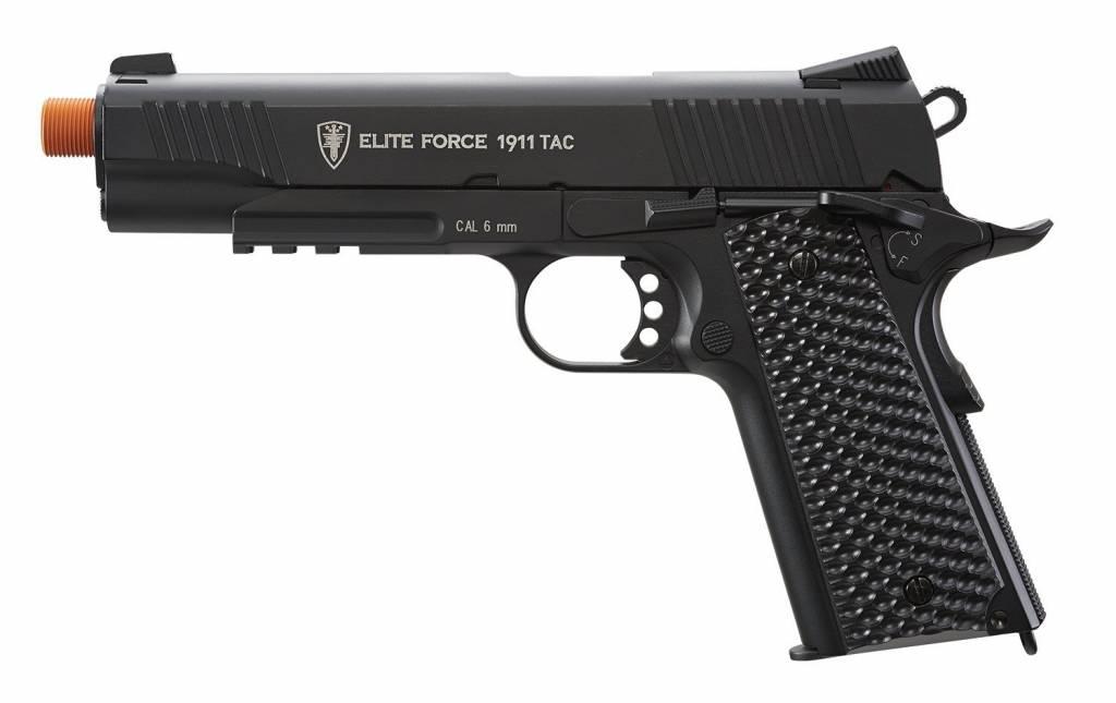 Elite Force Elite Force Colt 1911 TAC Black