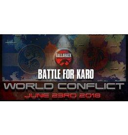 Battle for Karo