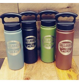 Fifty Fifty Fifty/Fifty 18oz Bottle (Ballahack Outdoor Logo)