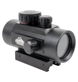 Valken V-Tac Red Dot 1x30 R/G w/Weaver