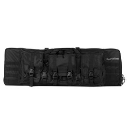 "Valken Valken Tactical 46"" Double Rifle Gun Bag Black"