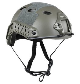Valken Valken Tactical Enhanced ATH B Helmet Green