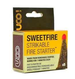 UCO UCO SweetFire  - 8 pack Strikeable Fire Starter
