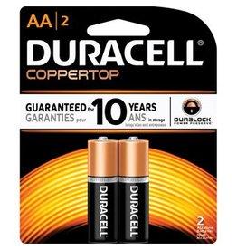 Duracell Duracell CPRT AA 2PK