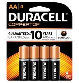 Duracell Duracell CPRT AA 4PK
