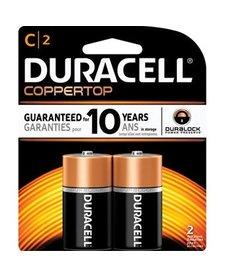 Duracell CPRT C 2PK
