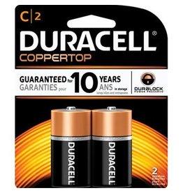 Duracell Duracell CPRT C 2PK