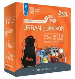 Adventure Medical Kits SOL Smart Prepper Urban Survivor