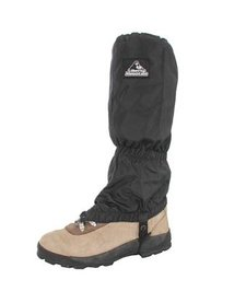 Liberty Mountain Nylon Gaiter Black