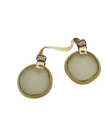 Valken Tactical 3G Wire Mesh Ear Cover Tan