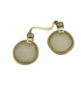 Valken Valken Tactical 3G Wire Mesh Ear Cover Tan