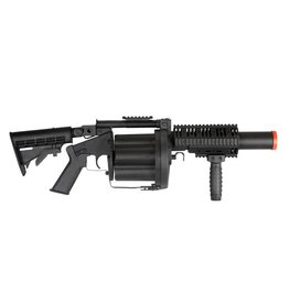 ICS ICS Multiple Grenade Launcher Long Version Black