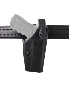 Safariland Mid-Ride Level 2/3 Glock 17/22 w/ M3X or M6X (Right Hand)