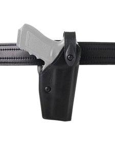 Safariland Mid Ride Level2/3 Glock 17/22 W/ M3X or M6X (Left Hand)