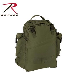 Rothco Rothco Special Forces Assault Pack BLK