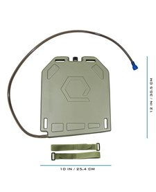 Qore Performance IcePlate Green