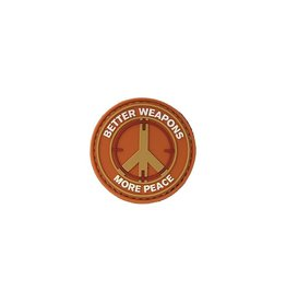 Lancer Tactical Lancer Tactical Better Weapons PVC Patch