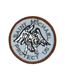 Lancer Tactical Saint Michale Protect Us Patch