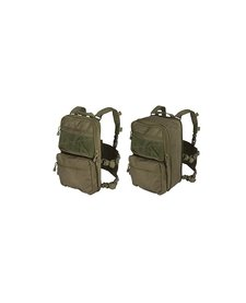Lancer Tactical Chest Rig w/ Expandable Flatpack