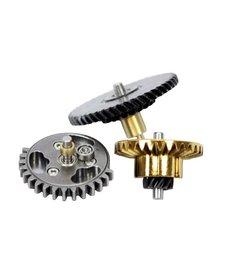 RTQ Helical CNC High Speed 100:200 Gear Set