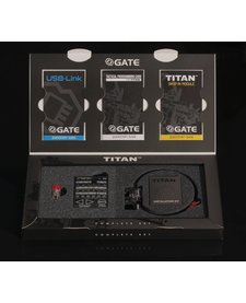 GATE TITAN Complete MOSFET/Programming Kit V2 - Front Wired Version