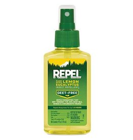Repel Repel Lemon Eucalyptus Pump 4oz