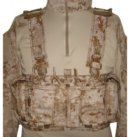 mayflower Mayflower UW Chest Rig Gen IV Desert Digital
