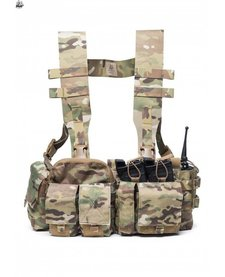 Mayflower Pusher Chest Rig Multicam