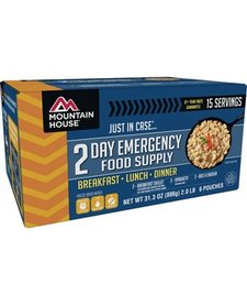 Mountain House 2-Day Emergency Food Supply