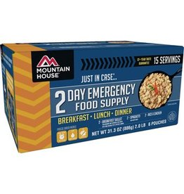 Mountain House Mountain House 2-Day Emergency Food Supply