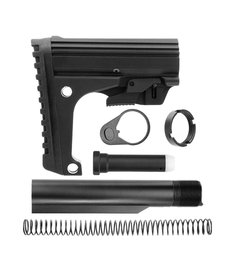 Trinity Force Defender L2 Stock Black