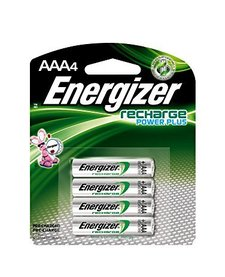 Energizer Recharge Power Plus 4 Pack
