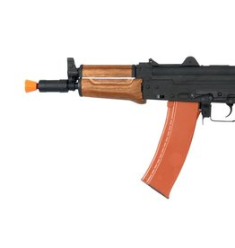 CYMA CYMA Full Metal AKS-74U  w/Real Wood Furniture