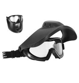 Valken Valken Thermal Goggle w/ Face Shield Black