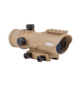 Valken Valken Tactical ACOG Red Dot Sight Tan