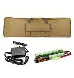 Valken Valken Battery Combo Kit Charger & Gun Bag