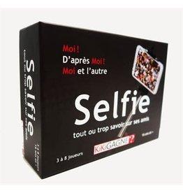Kikigagne? Selfie [français]