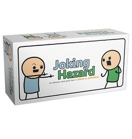 Breaking Games Joking Hazard [anglais]