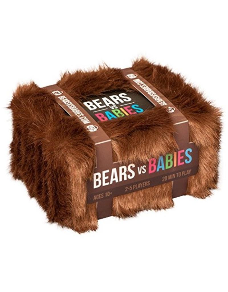 Bear Food Bears vs Babies [anglais]