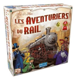 Days of Wonder Aventuriers du rail (les) [français]