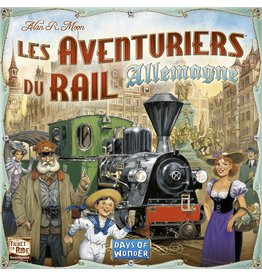 Days of Wonder Aventuriers du rail (les) - Allemagne [français]